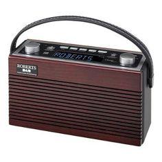 Buy ROBERTS Classic Blutune Bluetooth DAB/DAB+/FM Digital Radio | John Lewis