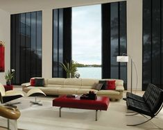 9 Treatments for High Windows