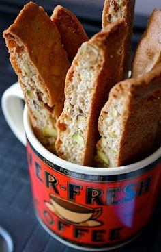 ... CIBO ~ Baking on Pinterest | Biscotti, Peanut butter and Chocolate