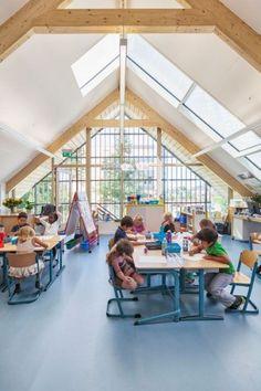 Escuelas que no parecen escuelas por Elena Ferro