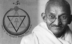 The Untold Story of Gandhi and Theosophy - http://www.terrorism-illuminati.com/blog/untold-story-gandhi-and-theosophy#.U2cC9Cgvn7Z