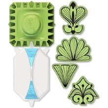 Image result for Inkadinkado - Stamping Gear Collection - Inkadinkaclings - Rubber Stamps - Art Deco Shapes