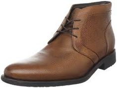 Cole Haan Mens Air Stanton Chukka Boot in Brown for Men