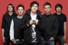 You Me At Six! love their british accents!