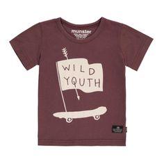 Munsterkids Wild Wheels T-Shirt-listing