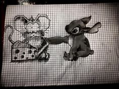 #lanoia #disegniamatita #lovely #carriniii #instashot #instagood #instapic #art #stitch #drawing #drawingoftheday My Works, Insta Pic, Stitches, Snoopy, Drawings, Instagram Posts, Fictional Characters, Art, Art Background