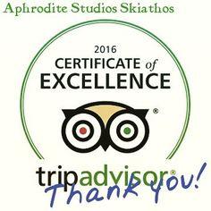 thanks to all our wonderful guests!! #skiathos #greece #aphroditeskiathos #aphroditestudios #bliss #explore #vacation #sea #sun #travel #instagood #megaliammos #beach #summer