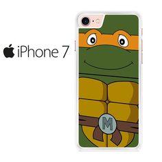 TMNT Michelangelo Teenage Mutant Ninja Turtles Iphone 7 Case