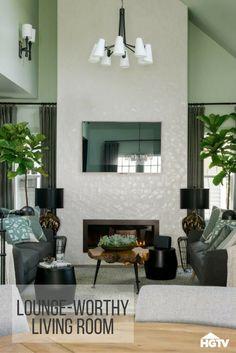 Get Cozy In The Living Room Of HGTV Urban Oasis 2016 U0026gt;u0026gt; Http