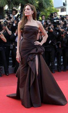 Анджелина Джоли: через чёрный к звёздам. - Создай свой стиль