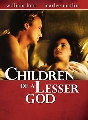 Marlee Matlin & William Hurt, Children of a Lesser God, 1986 Netflix Movies, Hd Movies, Movies And Tv Shows, Saddest Movies, Famous Movies, Romance Movies, Drama Movies, Movies Online, Leeds
