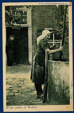 Water putten in Brabant
