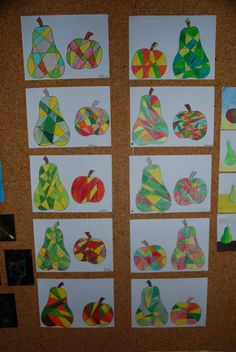 VV + PČ 3 – soviacko – album na Rajčeti Fall Art Projects, Classroom Art Projects, Art Classroom, Projects To Try, Preschool Art, Preschool Activities, Art For Kids, Crafts For Kids, Art Lessons Elementary
