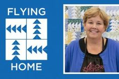 Flying Home Quilt Tutorial