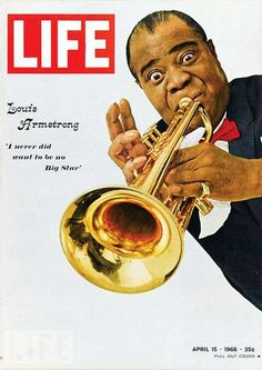 LOUIS ARMSTRONG, 1966