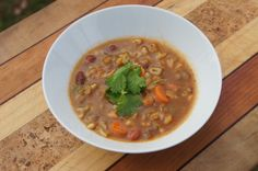 Lentil Soup - quick and easy