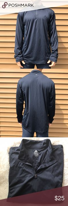 Men's Navy Blue Adidas pullover, sz XL, very nice Men's Navy Blue Adidas pullover, sz XL, very nice!! Adidas Shirts Sweatshirts & Hoodies