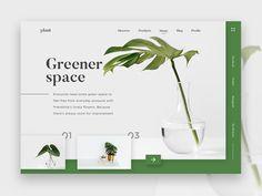 Werk 2 2019 Werk 2 The post Werk 2 2019 appeared first on Sichtschutz. Graphisches Design, Best Web Design, Plant Design, Layout Design, Creative Design, Webdesign Inspiration, Website Design Inspiration, Free Banner Templates, Best Banner