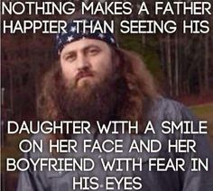 sounds just like my dad