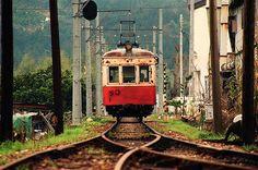 Nogami Railway, Wakayama Japan by Hiroyuki Mori