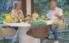 Ana Maria Braga e Pedro Bial apresentam jantar da Fundação Alcides e Rosaura Diniz, no dia 7 (Foto: G. Show)