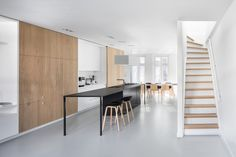 Amsterdam Apartment by i29 interior architects