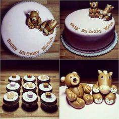 Happy Birthday cake for Miriam