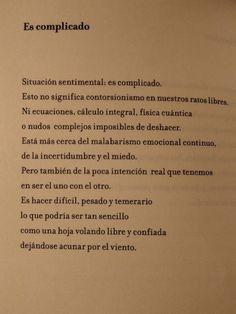 "Ana Elena Pena, ""Vamos a follar hasta que nos enamoremos""."
