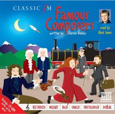 From 5.19:Famous Composers (naxos Junior Classics)