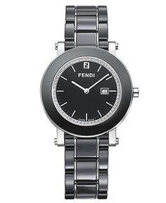 Fendi Watch, Women's Diamond Dial