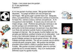 E-Spanish for free: Ejercicios de español A2