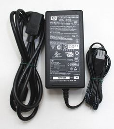HP AC Power Adapter Model 0957-2166 HP Printer Power Adapter #HP Hp Printer, Printer Scanner, Ac Power, Printers, Store, Model, Ebay, Storage