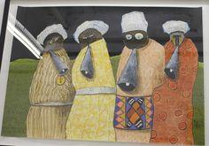 Kosa ya Bahlologadi (Songs of the widows) Songs, Artwork, Artist, Prints, Work Of Art, Amen, Artists