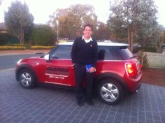 Would like to say Congrats to Sebastian Giampaolo for passing his comp 22 in the Mini Cooper Chilli! Good work see on the defensive course:) http://www.panachedrivertraining.com/_mgxroot/
