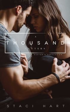 A Thousand Letters by Staci Hart | Release Date February 9th, 2017 | Genres: Contemporary Romance, Erotic Romance