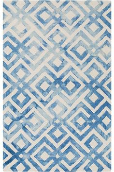 Franco Area Rug - Contemporary Rugs - Transitional Rugs - Hand-hooked Rugs - Wool Rugs - Geometric Rugs | HomeDecorators.com
