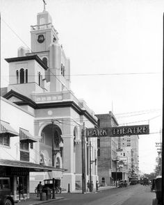 The Gesu Catholic Church in Miami (1924).   Florida Memory