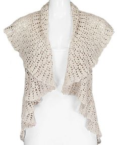 Free Vintage Crochet Vest Pattern | Boy's Cables-Rib Vest You Can Knit – Better Homes and Gardens