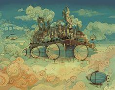 The Gorgonist (illustrations)