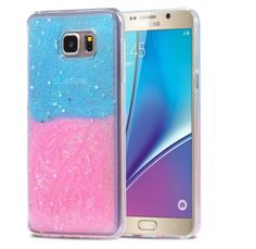 Galaxy Note 5 - Star Dust Wishes Clear Case in Assorted Colors