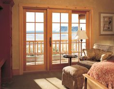 exterior sliding french doors - Google Search