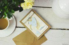 Ecological birthday card :) Ekologiczna kartka urodzinowa :)