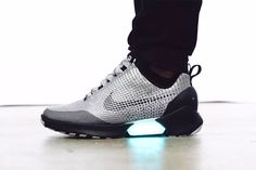 The Nike Hyperadapt lacing system is one of the biggest innovations of 2016. The idea was born in 1988 and has been an ongoing project at Nike ever since.