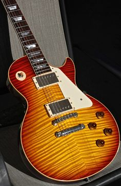 FS: 2001 Gibson Les Paul '59 Reissue MONSTER TOP R9 - Priced to sell! - Les Paul Forums