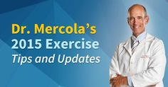 Dr. Mercola's current exercise routine includes walking, meditation, high-intensity exercise, stretching, and strength training with kettlebells & free weights. http://fitness.mercola.com/sites/fitness/archive/2015/08/28/exercise-recommendations.aspx