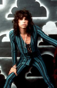 Steven Tyler...who doesn't want to meet this guy?