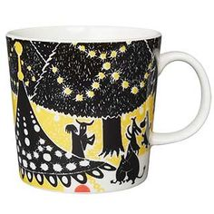 Moomin Mugs from Arabia – A Complete Overview Tove Jansson, Moomin Mugs, Porcelain, Mumi, Tableware, Collections, Dreams, Mugs, Porcelain Ceramics