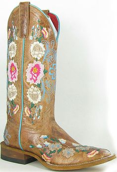 Macie Bean Women's Rose Garden Western Style: M9012