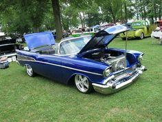 Custom '57 Chevy Convertible