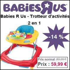 #missbonreduction; Remise de 14% sur Babies R Us - Trotteur d'activités 2 en 1 chez Babiesrus.http://www.miss-bon-reduction.fr//details-bon-reduction-Babiesrus-i855465-c1830841.html
